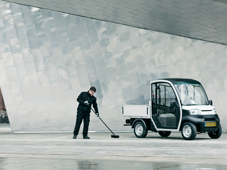 Garia Utility Selects Albion Golf Cars As Canadian Dealer