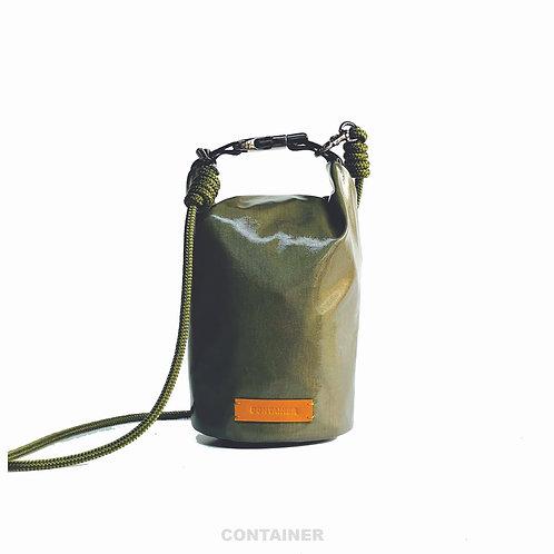 Ocean Bag S - Olive Green