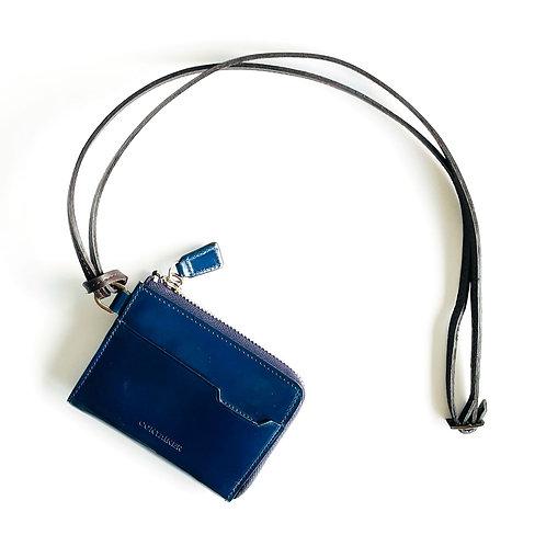 Zip K Wallet Blue