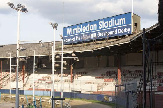 Greyhound Stadium Demolition