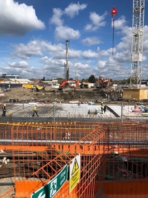 Wimbledon Stadium Development Update
