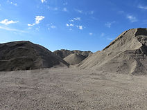 Sand and Gravel Sales