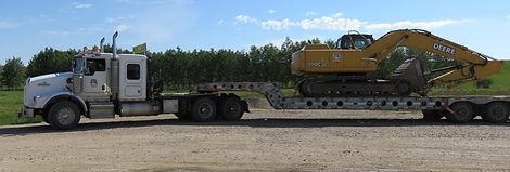 Heavy Hauling Trucking
