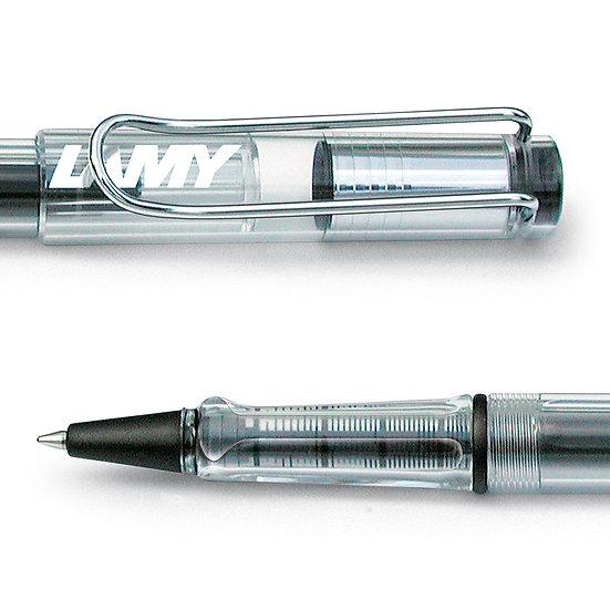 LAMY Vista自信系列透明寶珠筆