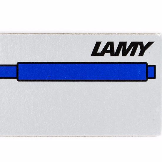 LAMY 恒星系列 T10藍色墨水囊