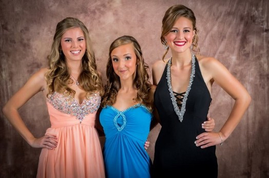 Prom Hairstyling San Diego Stile Salon Little Italy