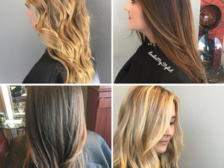 Balayage Is All The Rage