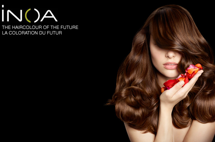 INOA Haircolour of the Future by Loreal Paris