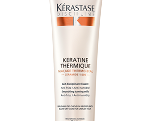 Say Hello to Frizz Free Hair with Kerastase Keratine Thermique