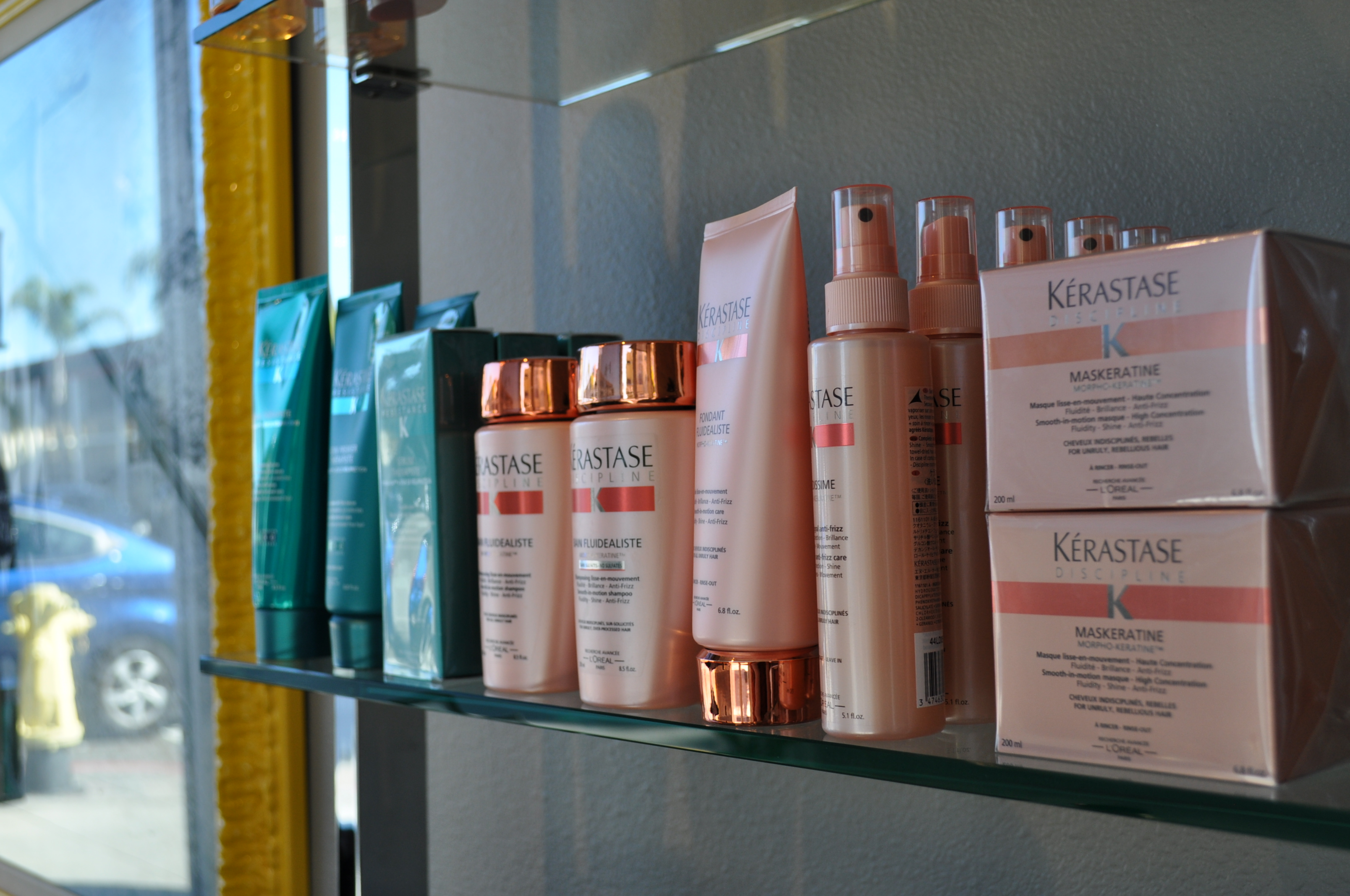 Kerastase Hair Care Products