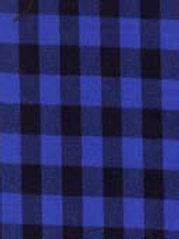Buffalo Blue/Black Plaid 15609