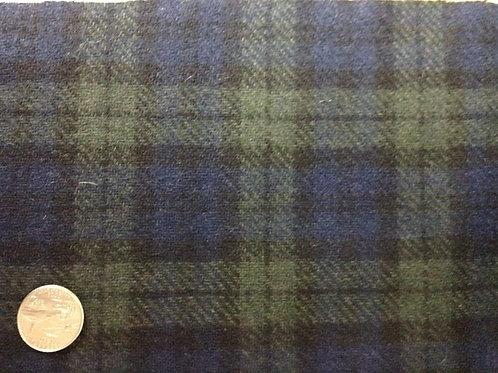 Plaid Black Watch Flannel 1206