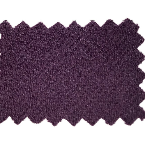 Purple All Wool Flannel Fabric 13113-23277