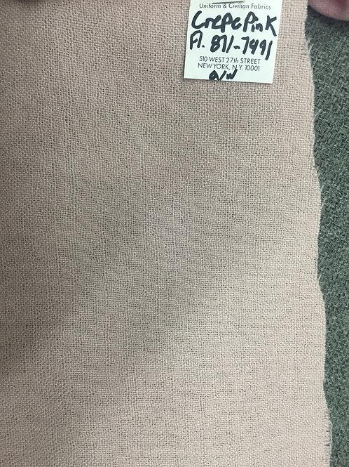 Crepe Pink Flannel 871-7491