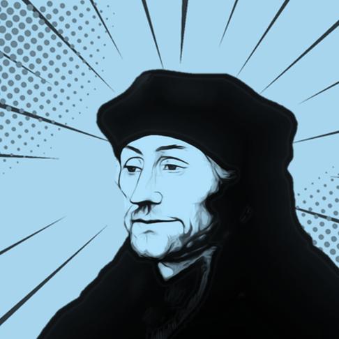 Heroes of Progress, Pt. 43: Desiderius Erasmus