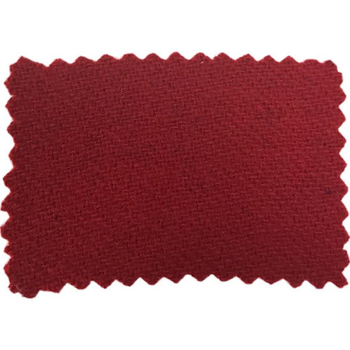 Red All Wool Flannel Fabric 13113-55505