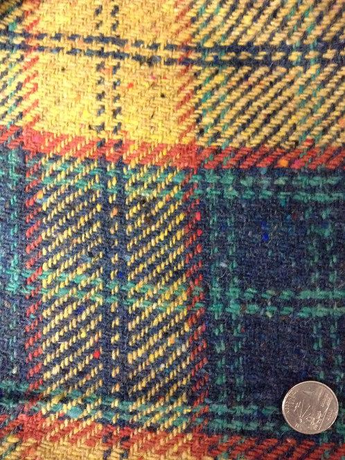 Plaid Yellow Plaid Triblend 510