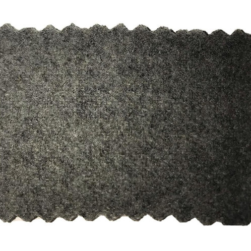 Gray Broadcloth 15803/1-2 a/w Fabric