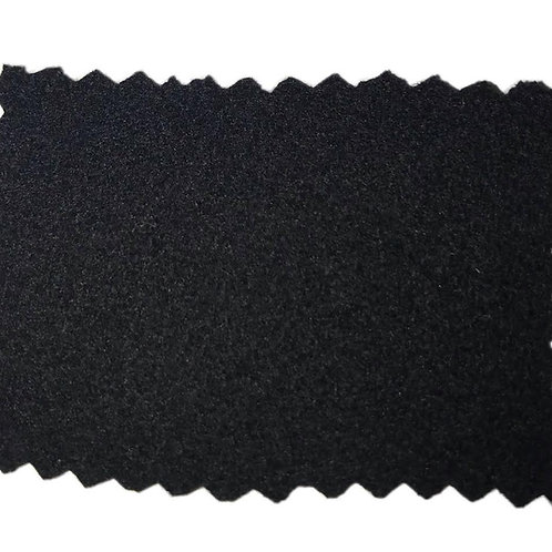 Black Broadcloth 15954/1-G0581 a/w Fabric