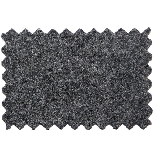 Charcoal Melton 260