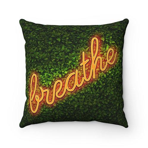 Breathe Square Pillow