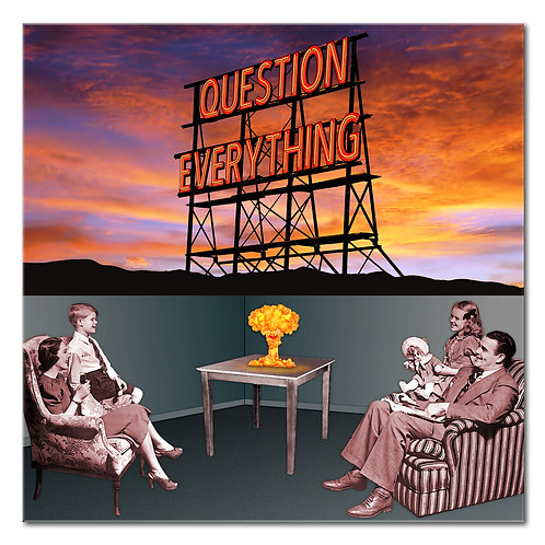 Question Everything 2