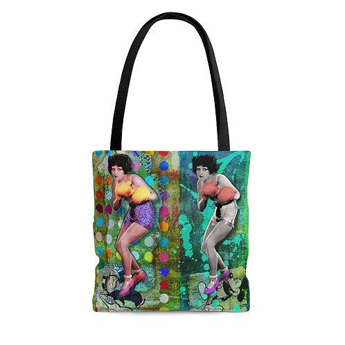 Boxers 2 Tote Bag