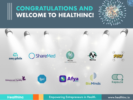 Press Release: London mental health startup selected for HealthInc 2021