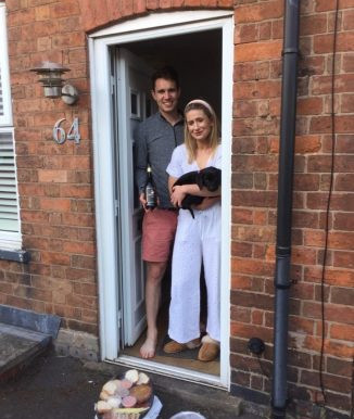 Surprises galore for NHS doctor forced to cancel her wedding