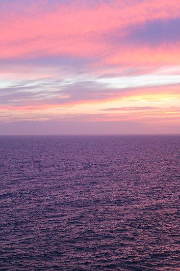 Ibiza sunset - Digital File
