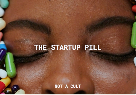 Nominated as a top startup by The Startup Pill