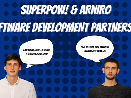 Software Development Partnership with Arniro