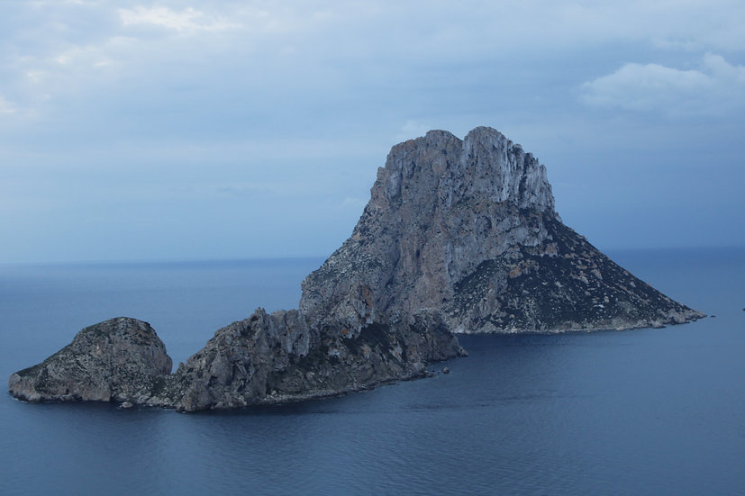 Es Vedra, Ibiza - Digital File