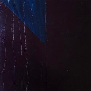 Burgandy with Blue