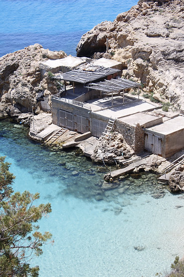 Hidden corners of the island -Digital File