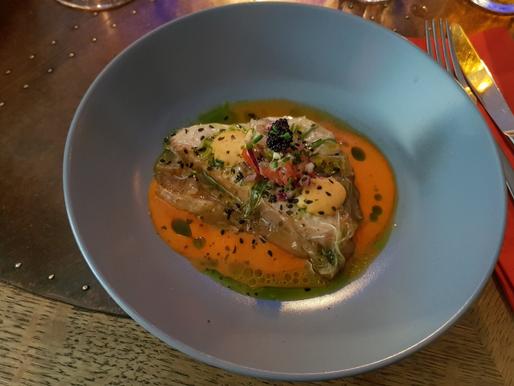 Award-winning restaurant Tasca Dali offers a perfect getaway for six