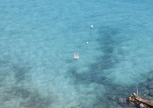 Secret beach Ibiza