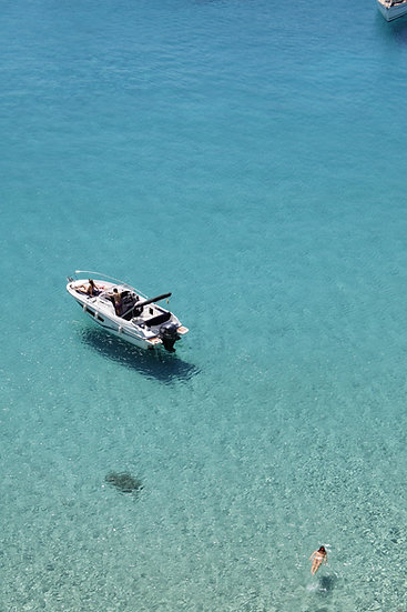 Most beautiful beach in Ibiza