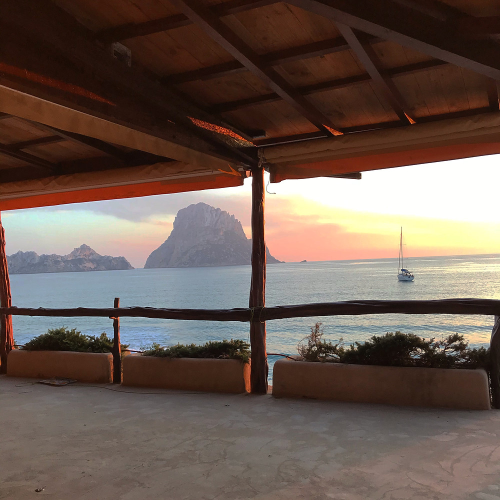 Ibiza's most instagrammable beach