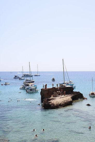 The Mediterranean summer