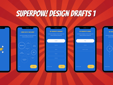 New Design Drafts Are Here!