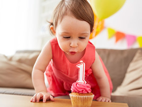 35 things a 1 - 2 year old should be able to do