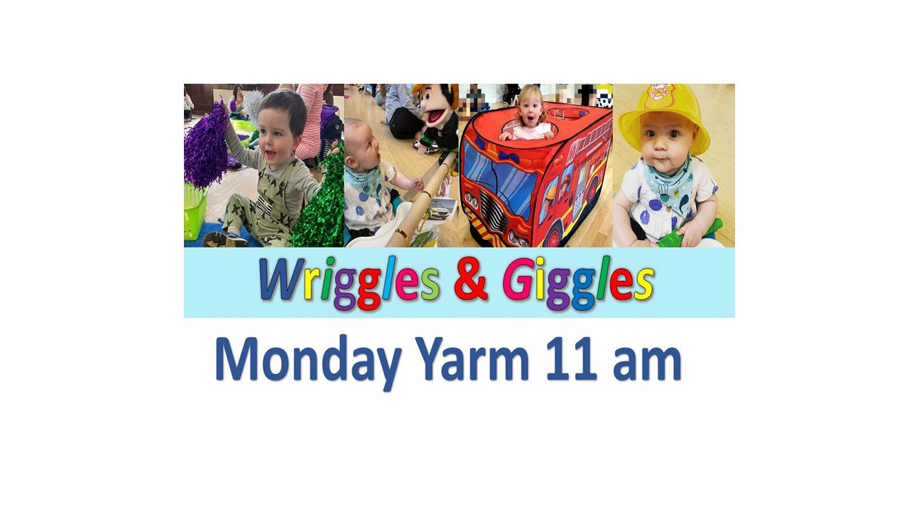 Mondays August 11 am Yarm