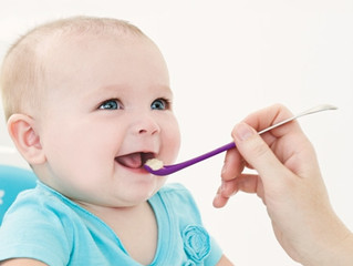 When will my baby have solids?