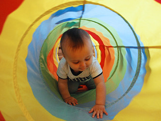 How Wriggles & Giggles help develop your child's fine and gross motor skills