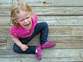 The Difference Between Tantrums and Meltdowns