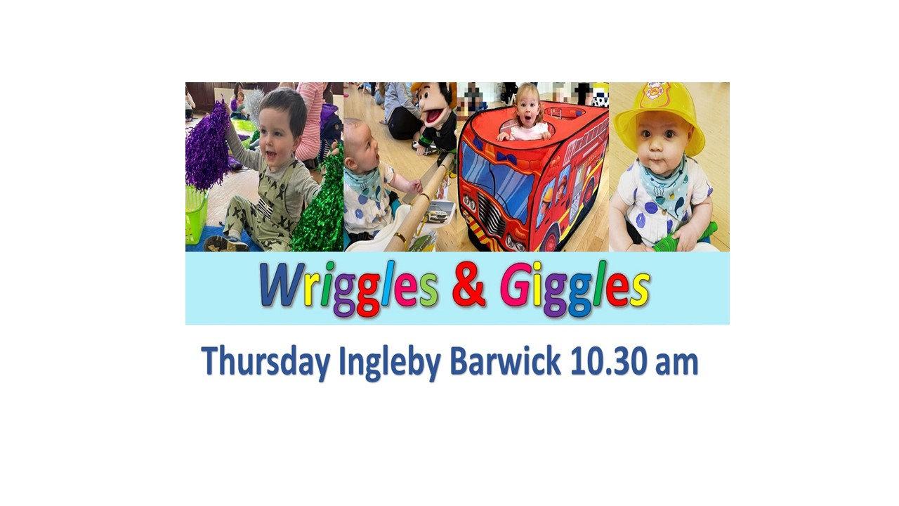 Thursday 29th July 10.30 am Ingleby