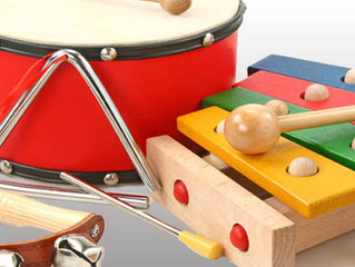 How music helps develop your child