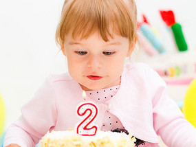 25 words your two-year-old should be able to say