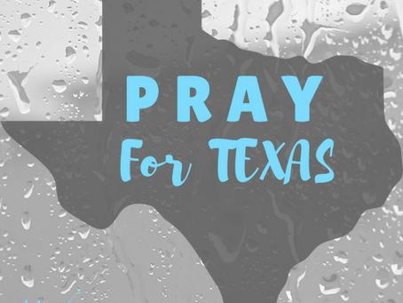#PrayForTexas